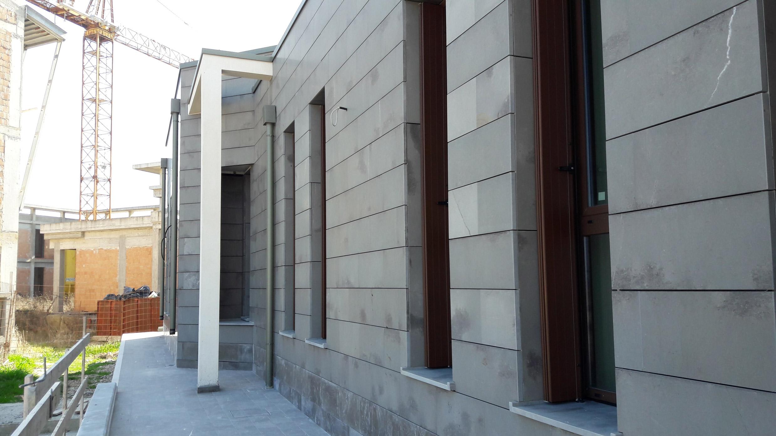 chiesa del carmine fano involucri in marmo sea infissi