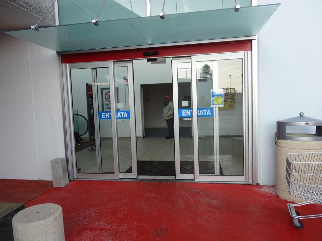 delta costruzioni porte automatiche
